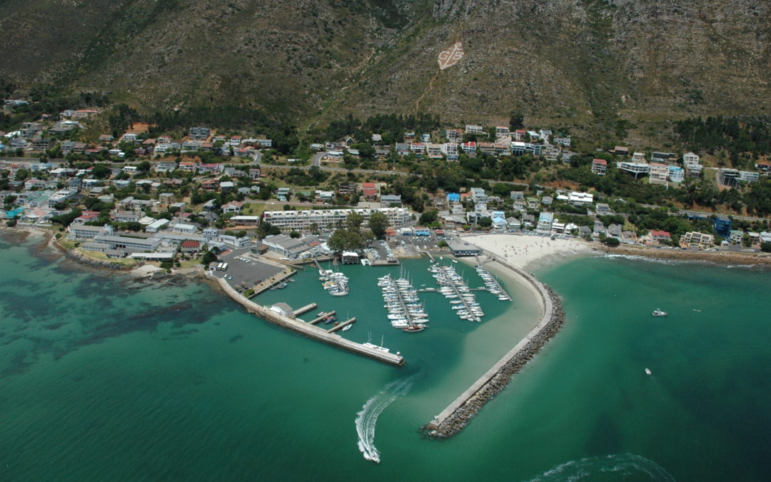 Ideal seaside holiday destination in the Cape