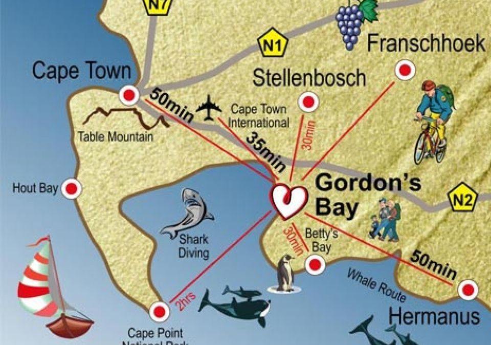 Gordon's Bay – Heart of the Cape!